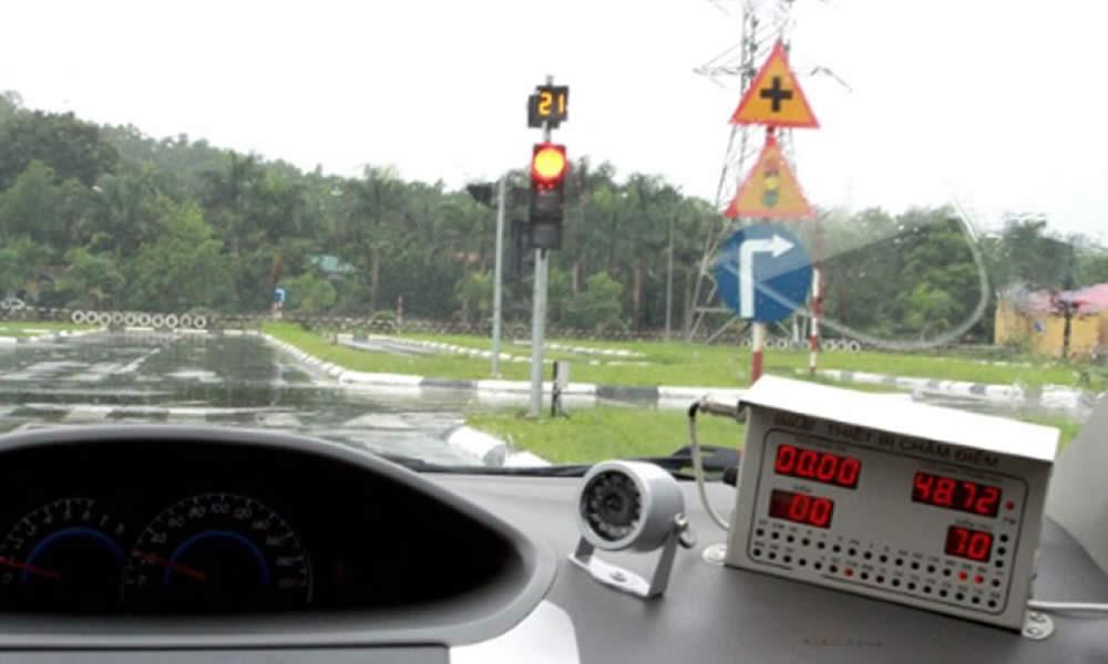 Phần thi khác trong học bằng lái xe B2
